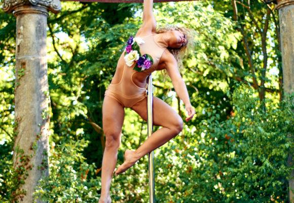 stages cours de pole dance aérien aix en provence meyreuil nature